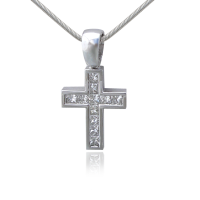 Princess Diamond Cross